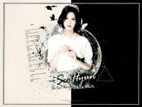 Seohyun In Black n White World