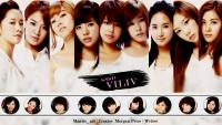 Girls'Generation in Viliv