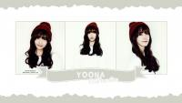 YoonA Season Greetings v1