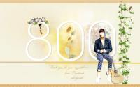 iamsyerah's 800th wallpaper and messages (see description for mor