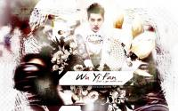 "Wu Yi Fan ""Let's go with me"" Wallpaper"