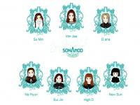 SONAMOO cartoon Ver