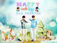 HBD Woohyun Infinite 8.02.15 [LATE POST]