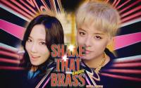 Amber (/w SNSD Taeyeon) | Shake That Brass