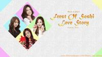 SNSD Movie 2015 | Frest Of Soshi Love Story