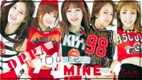 Tahiti | Oppa You're Mine