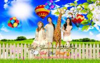 SNSD Love Animal Ep.3 | Girls Sheep Giraffe