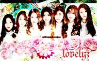 Lovelyz Graphics