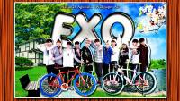 "EXO ""Bicycle"""
