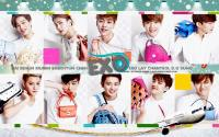 EXO_For_MCM [2015 issue]