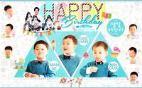 [HAPPY BIRTHDAY] DAEHAN , MINGUK , MANSE #SongTripletsDay