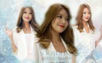 Sooyoung |  White Frozen