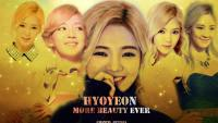 Hyoyeon | More Beauty Ever
