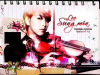 Super Junior Sungmin | Scrap Light