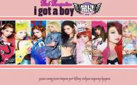girls generation i got a boy