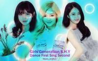 SNSN S.H.Y | Dance First Sing Second