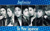 infinite be mine japanese