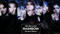 Rainbow 3rd Mini Album | Black Swan