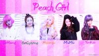 Peach Girl | Pink Star 5