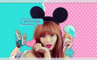 Cute! Hyuna [4Minute]