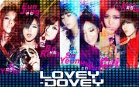 T-ara | Lovey Dovey Night
