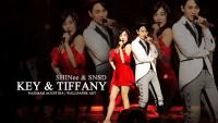 SHINee Key & SNSD Tiffany | Bang Cover Song