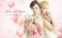 Jessica Jung And Kim Hyoyeon | Love Of Friendship Flower