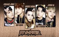 MYNAME - 2nd mini album