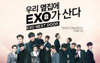 EXO Next Door Ep 9 Photoshoot
