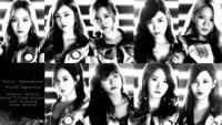 SNSD | All About Galaxy Supernova (BLACK & WHITE)