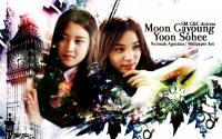 Moon Ga Young & Yoon Sohee | SM C&C Actress