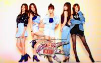 TOP 40 Kpop Girl Groups Of 2013 | #28 EXID