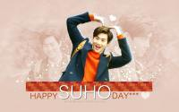 HAPPY SUHO DAY