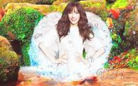 KimTaeyeon Angel in Waterfall