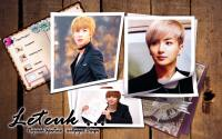 Super Junior Leeteuk | Scrapbook Ver.