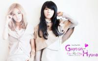 4minute | Good Day With Gayoon And Hyuna