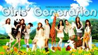 SNSD With Animals | Nature Ver.