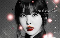 After School | Raina On The Black Line