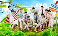EXO::Summer Time [IVY VLUB]