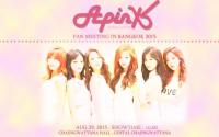 APink | Fan Meeting In Bangkok 2015