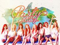 PARTY : GIRLS' GENERATION ll Des.kingkunn.