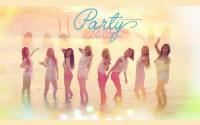 PARTY::Girl's Generation::ver.warm