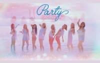 PARTY::Girl's Generation::ver.cool