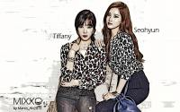 SNSD | SeoFany In The Mixxo