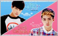 KAIHUN COUPLE ll KAI&SEHUN {BEAR'RABBIT}