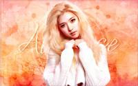 ALICE HELLO VENUS ll Orange Pink