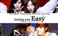 SNSD Movie 2015 | loving you EASY