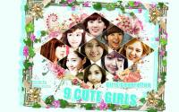 Girls'Generation | 9 Cute Girls