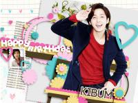 Happy birthday Kim Kibum