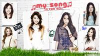 SNSD Movie 2015 | My Song Is For You